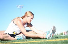 stretching exercise recovery after training